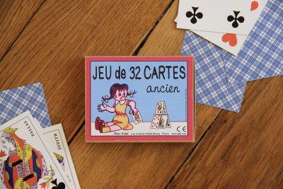 mathûvû enfants jeu cartes rétro lyon