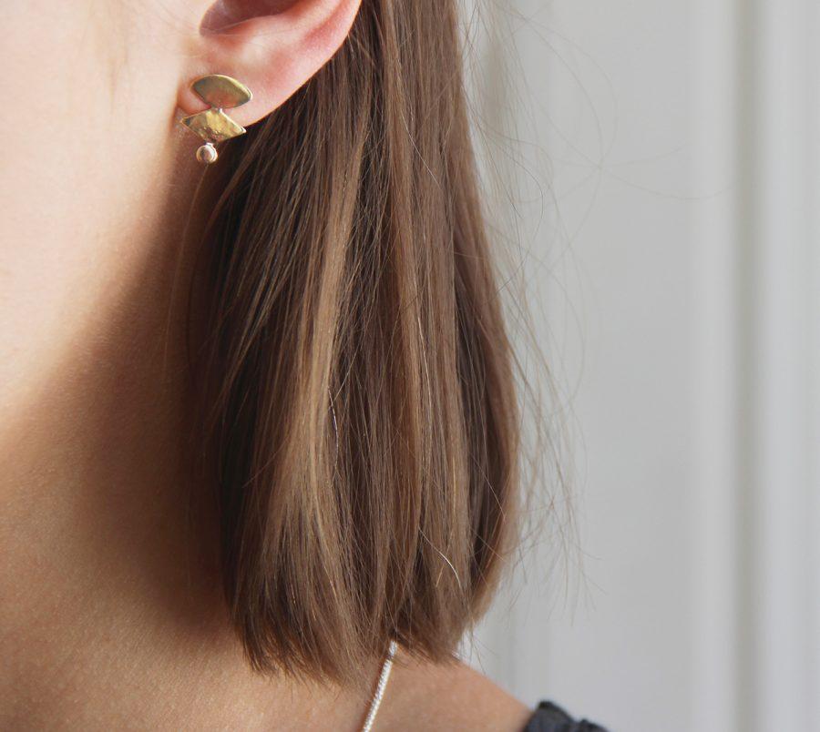 mathûvû création bijoux boucles oreilles Esther stanka mila lyon