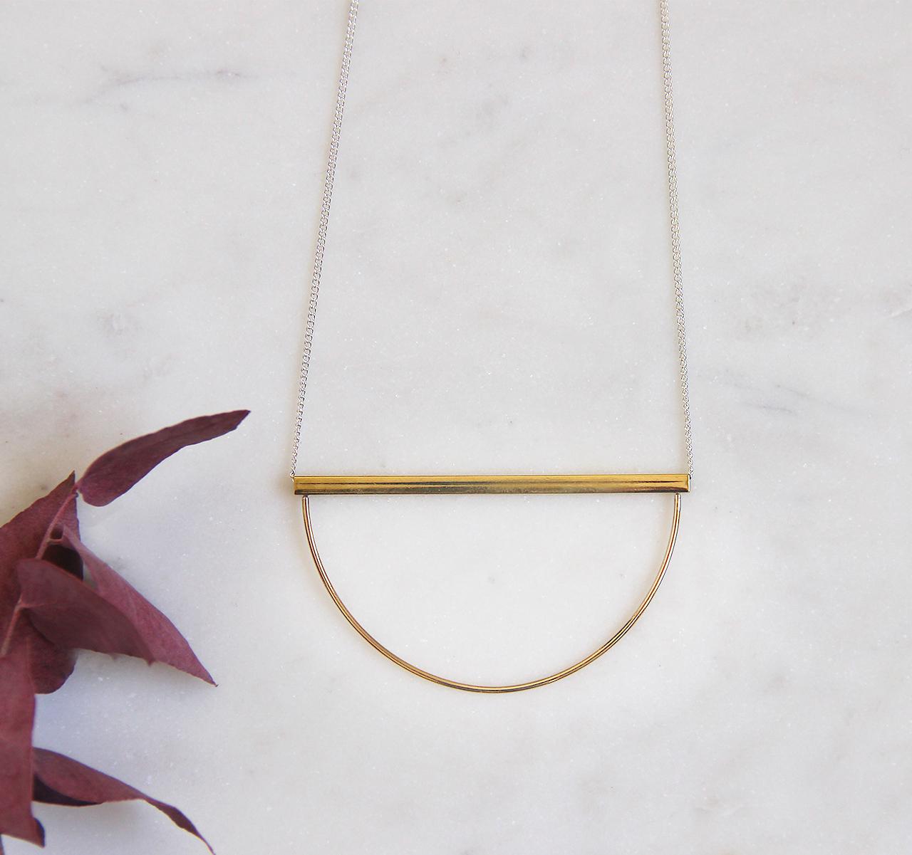mathûvû création bijoux collier Louise stanka mila lyon