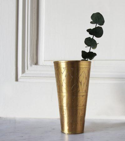 mathûvû décoration pot doré house doctor gravé doré lyon