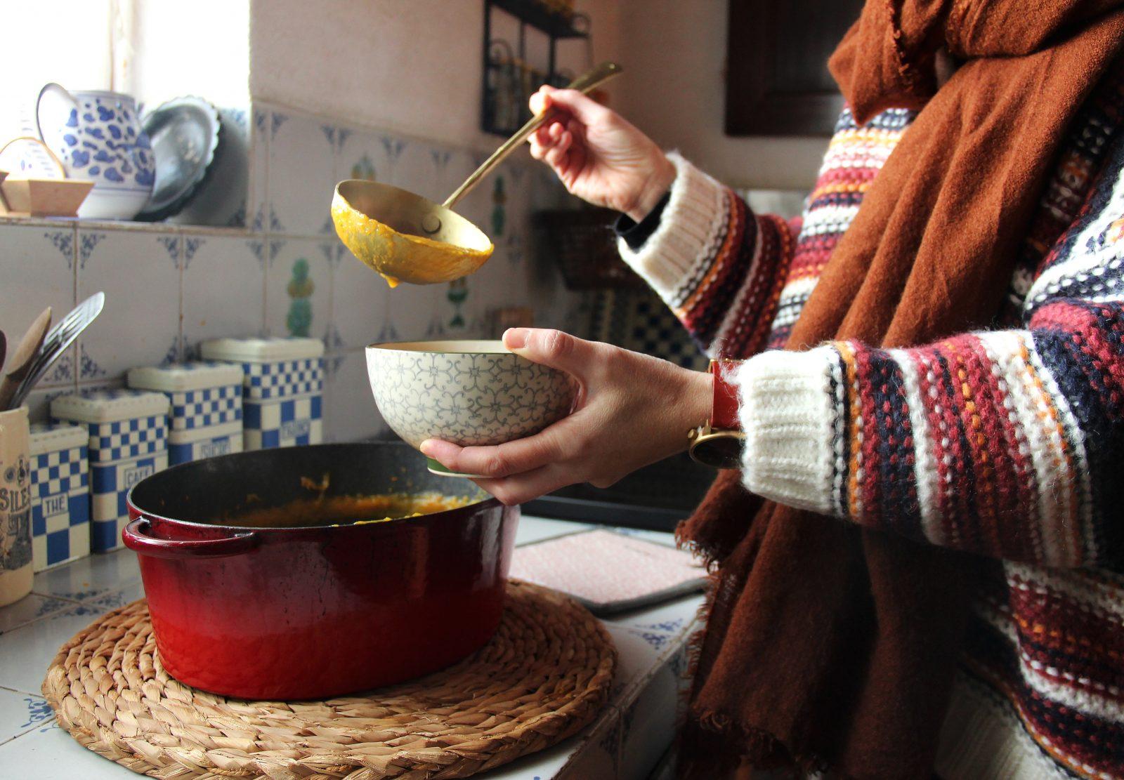 mathûvû recette soupe campagne cuisine vaisselle lyon