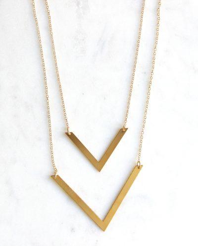 mathûvû sautoir double shlomit ofir bijoux lyon