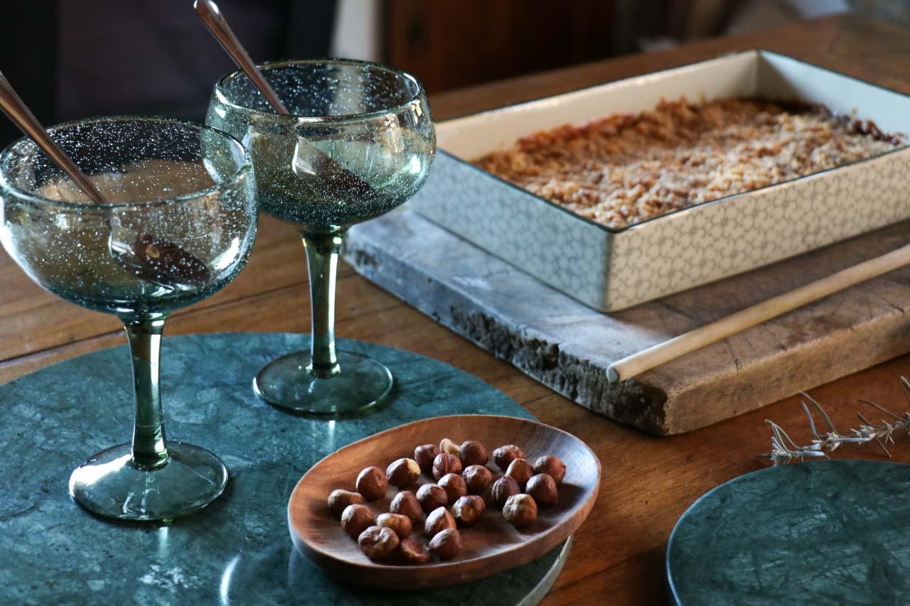 vaisselle house doctor recette du crumble poires mathuvu mathuvu lyon. Black Bedroom Furniture Sets. Home Design Ideas