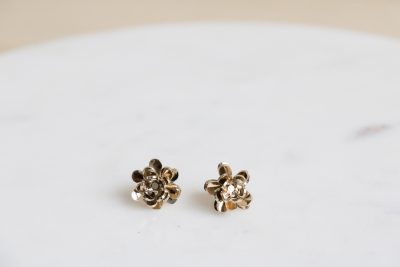 boucles d'oreilles lotus My Sen - Mathûvû