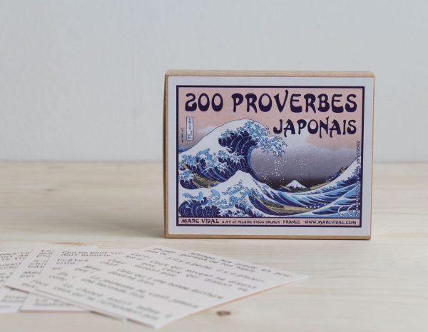 Les proverbes japonais Marc Vidal - Mathûvû