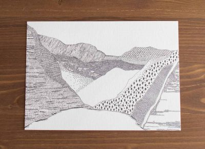 carte vallée Cinq Grammes - Mathuvu