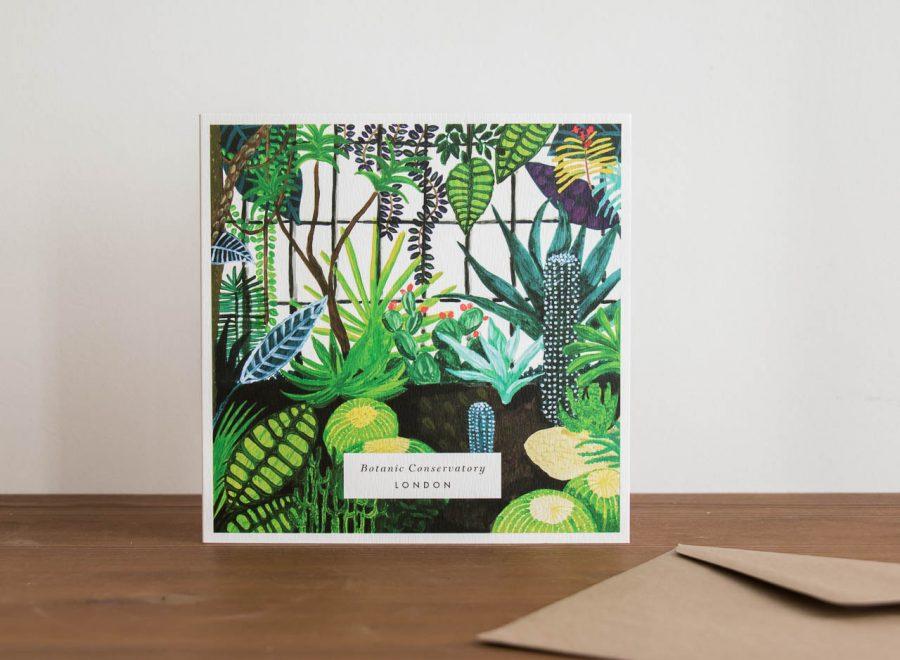carte botanic All the ways to say - Mathuvu