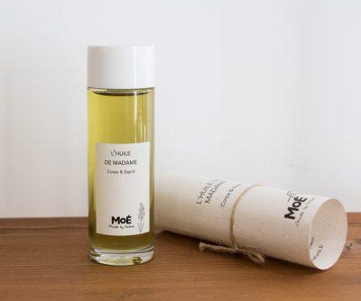 L'huile de Madame Moé - Mathûvû
