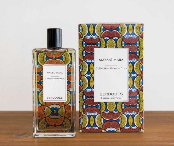 Parfum Berdoues - Maasaï Mara - Mathûvû