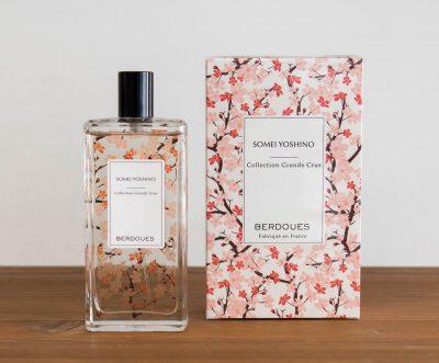 Parfum Berdoues - Somei Yoshino - Mathûvû