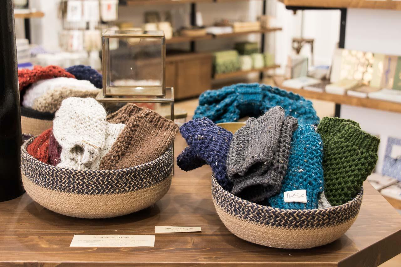 Les tricots de Maison Mathûvû