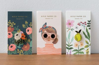 Pin's – Rifle and Paper Co #2 Rifle Paper co Maison Mathûvû