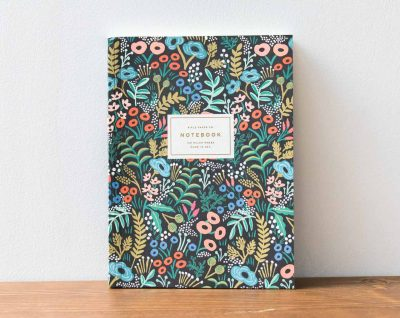 Carnet floral Rifle and paper co - Maison Mathuvu
