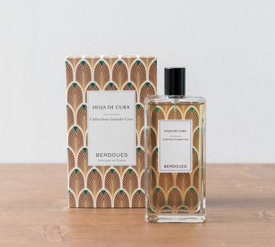 Parfum Berdoues Hoja de cuba - Maison Mathûvû