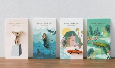 Pin's Rifle Paper Co - Maison Mathûvû