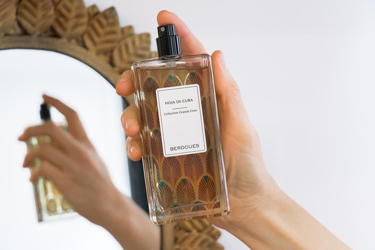 Berdoues l'illustre maison de parfum de Toulouse chez Maison Mathûvû