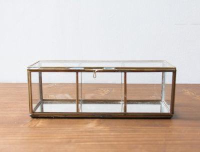Boîte à bijoux 3 compartiments Nkuku - Maison Mathuvu