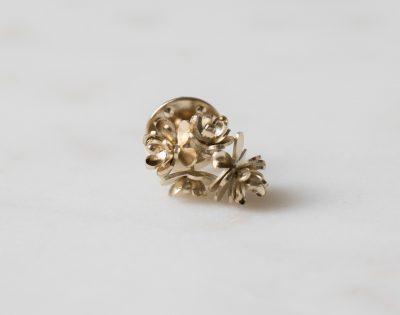 épinglette grand lotus My sen - Maison Mathuvu
