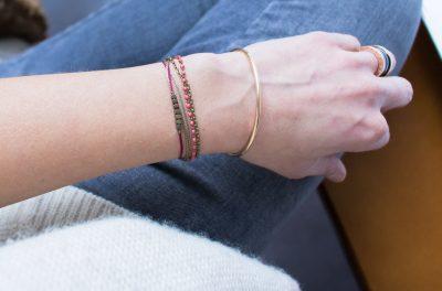 Bracelet Multi Jisalée Maison Mathûvû