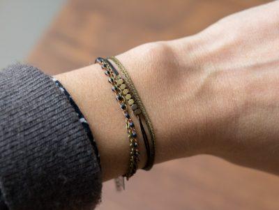 Bracelet multi jisalée - Maison Mathuvu
