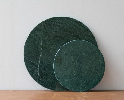 Dessous de plat en marbre vert House doctor - Maison Mathuvu