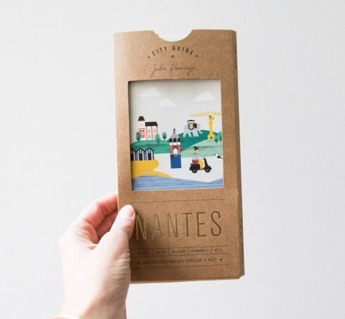 Nantes - City Guide - Julie Flamingo - Maison Mathûvû