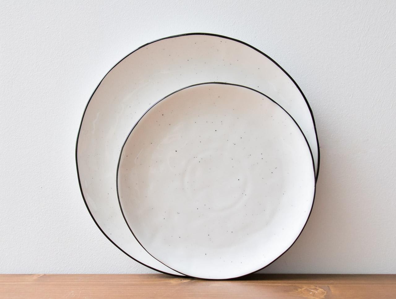 Assiette - Collection Basil Pomax - Maison Mathûvû