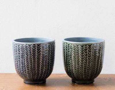 Cache-pot Feuillage Pomax - Maison Mathûvû