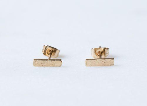Boucles d'oreilles Mum Exquises indécises - Maison Mathuvu