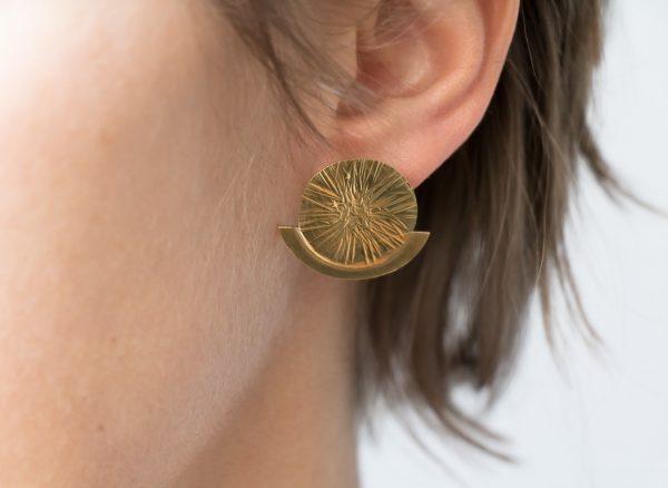 Boucles d'oreilles Yuka-Maison Mathûvû