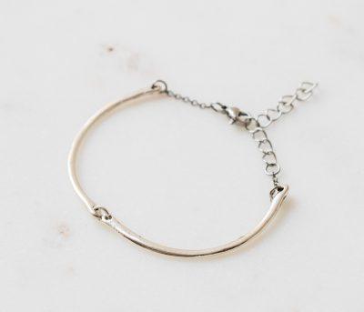 Bracelet Arc de Cercle - Maison Mathûvû