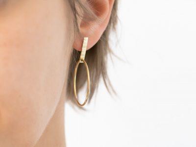 Boucles d'oreilles Milo -Maison Mathûvû