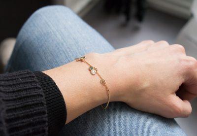 Bracelet Céleste - Exquises Indécises -Maison Mathûvû