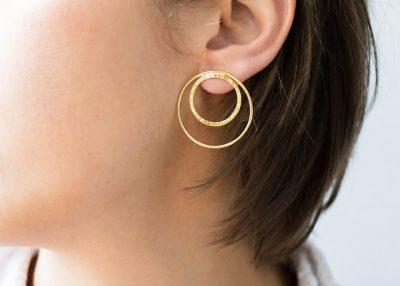 Boucles d'oreilles Marta Maison Mathûvû