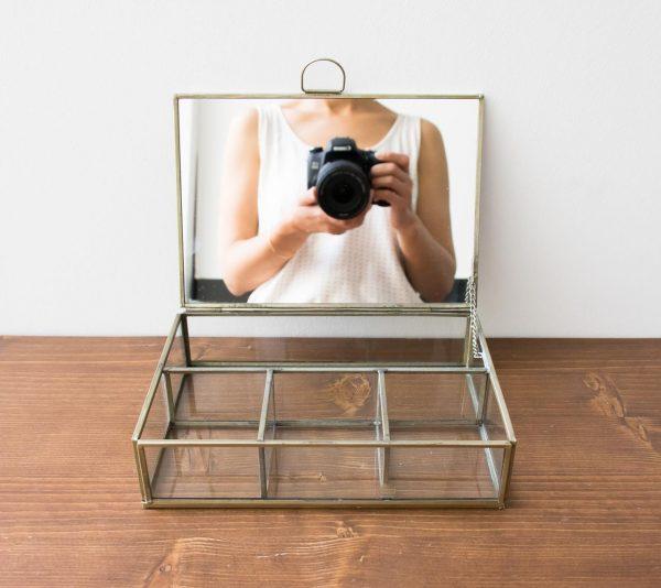 Boîte miroir Madame Stolts - Maison Mathuvu