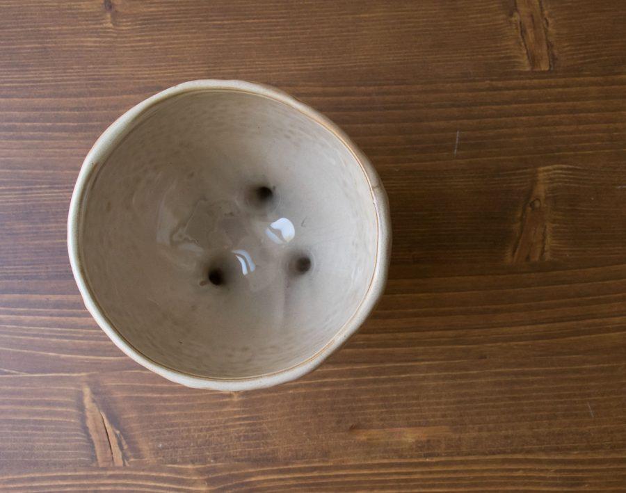 Cache-pot beige Bloomingville - Maison Mathuvu