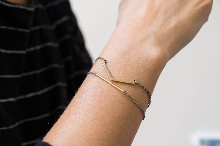 Bracelet géometrique Maison Mathuvu