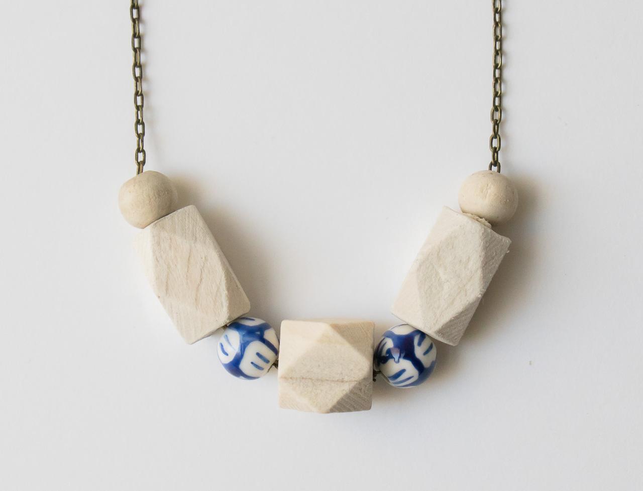 Collier Azulejos Maison Mathûvû