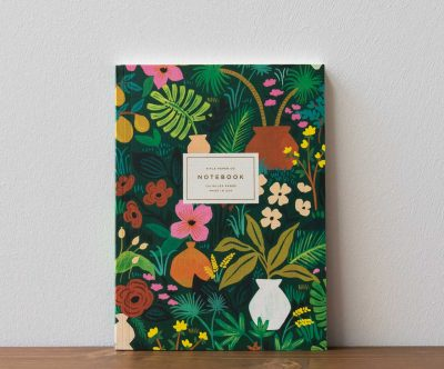 Carnet fleurs Rifle Paper co - Maison Mathûvû