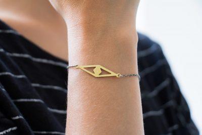 Bracelet oeil Maison Mathuvu
