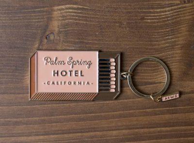 Porte clé allumettes Rifle paper co - Maison Mathuvu