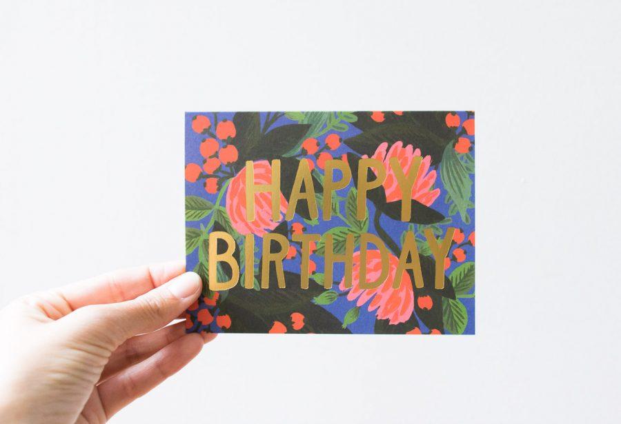 Carte - Fleur et baie- Rifle Paper Co- Maison Mathûvû