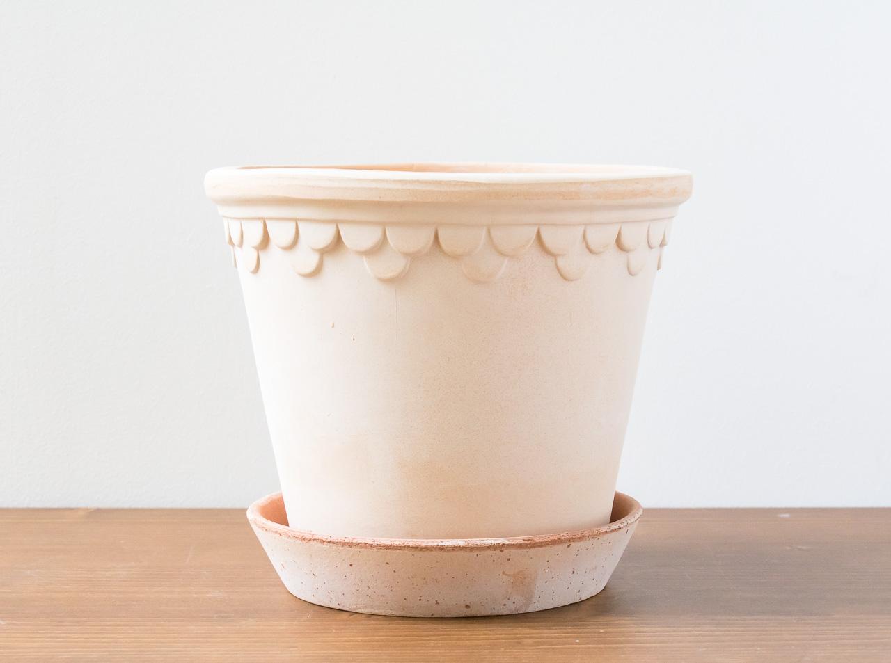 Cache-pot antique rosa grand modèle Bergs potter - Maison Mathuvu