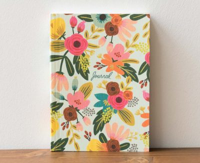 Journal Botanic - Vert d'eau Rifle Paper Co. Maison Mathûvû