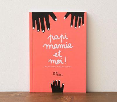 Papi, mamie et moi ! - Minus éditions -Maison Mathûvû