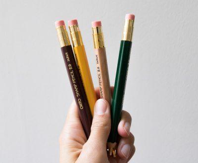 Crayon à papier - Loft -Maison Mathûvû