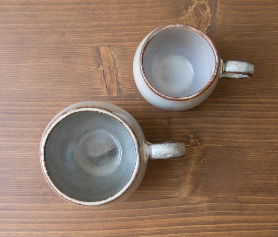Tasse grise Bloomingville -Maison Mathûvû