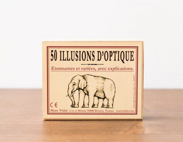 Les illusions - Marc Vidal -Maison Mathûvû