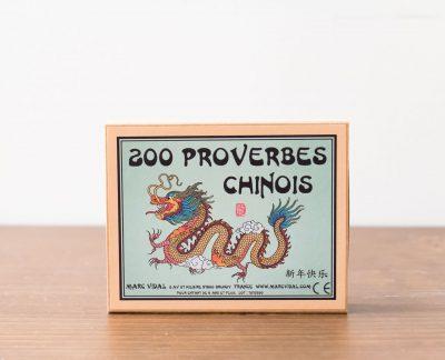 Les proverbes chinois - Marc Vidal-Maison Mathûvû