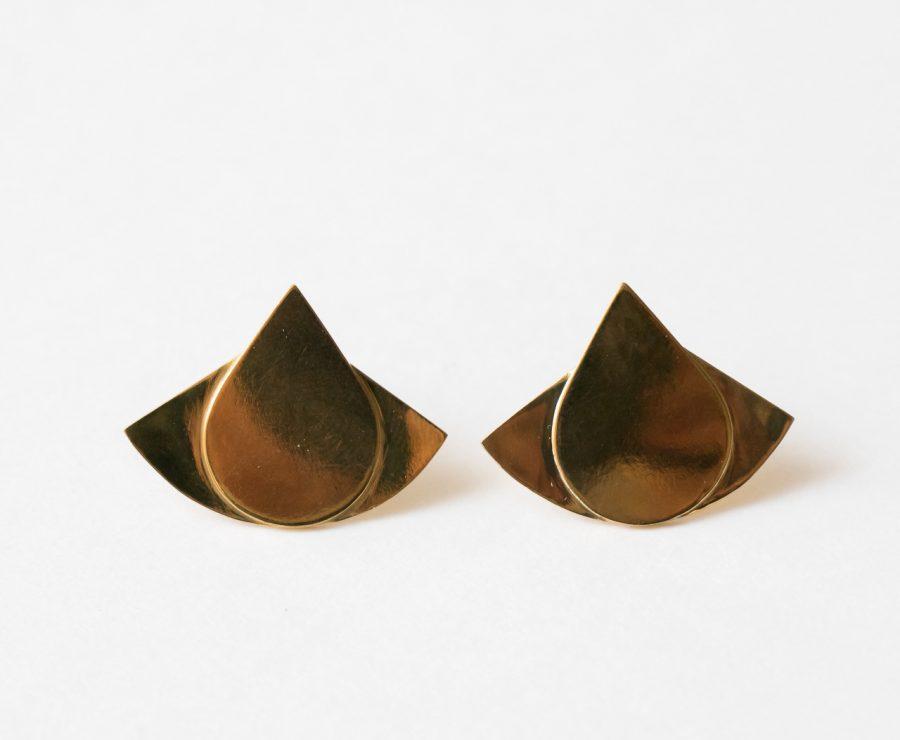 Boucles d'oreilles - Eleo -Maison Mathûvû